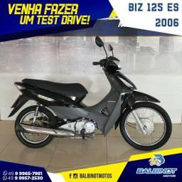 Biz 125 ES 2006 Preta