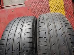 2 pneus 205/60 R16 Bridgestone!!(350$ até 6x sem juros no cartão)