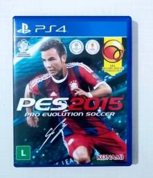 Título do anúncio: Pro Evolution Soccer 2015 - Konami - Ps4 Físico