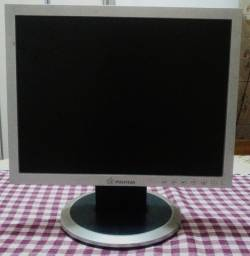 Monitor LCD Positivo 15 Polegadas Com Defeito