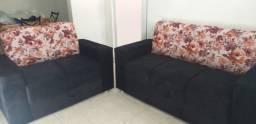 Sofá popular 2 e 3 lugares