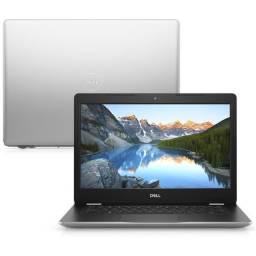 Notebook Novo Dell Inspiron 14 3481 I3-8130u / 4gb / Ssd 120 / Tela 14 / Win 10