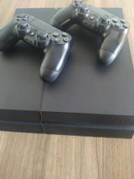 Playstation 4 Fat 500gb + 2 Controles