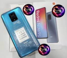 OFERTA! REDMI Note 9s da Xiaomi! NOVO LACRADO GARANTIA E ENTREGA