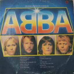 Disco Os Grandes Sucessos do ABBA
