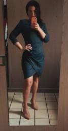 Título do anúncio: Vestido Zara Novo TAM G