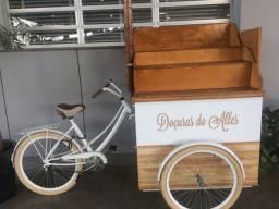 Food bike Espositor