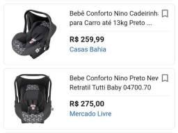 Título do anúncio: Bebê conforto.