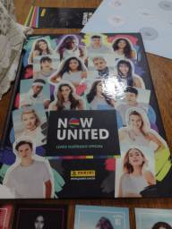 Troco figurinhas Now United
