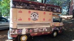 Título do anúncio: Food truck kombi
