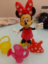 Título do anúncio: Boneca Minnie Flower Garden
