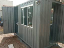 Título do anúncio: Container 3M - Modelo Escritório/Guarita