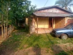 Vende-se terreno com duas casas - Alecrim/RS