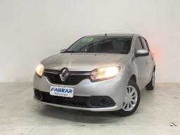 Renault Sandero Expression Flex 1.0 12V 2018/2019 - Impecável - Sem detalhe