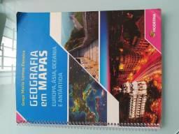 Título do anúncio: Geografia em mapas