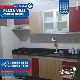 Mobiliado Plaza Ville