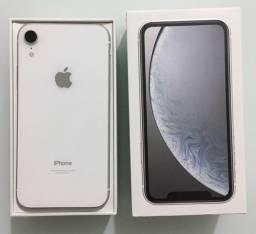 iPhone XR Branco 64 Gigas Zero na Caixa