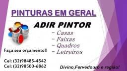 Pintor de casas e etc!!   somente em Minas Gerais  