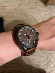 Curren relógios masculinos homem relógio de pulso marca de luxo exército militar