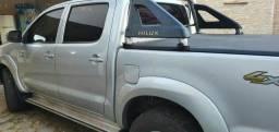 Hilux 2,7 aut. 4x4 2012 GNV 5 Geração