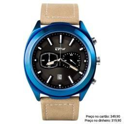Relógio masculino original TPW todo funcional