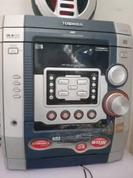 Aparelho Toshiba cd usb FM usado