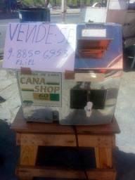 Máquina de caldo de cana!