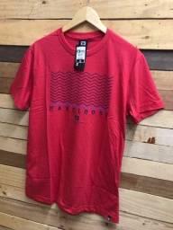 No dinheiro 04 camisetas R$ 100