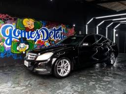 Título do anúncio: Mercedes C180 2012