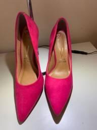 Sapato scarpin pink Vizzano Tam 36