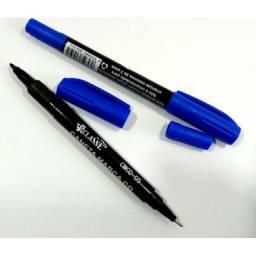 (WhatsApp) caneta p/ cd azul