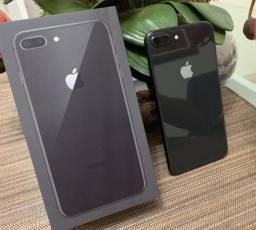 Título do anúncio: iPhone 8plus 64 gb 12x sem juros