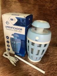 Difusor umidificador/aromatizador - Novo