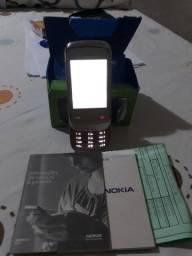Celular Nokia C 02-06 Zerado (Caixa, Manual e Nota)