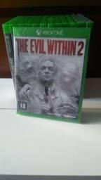 The Evil Within 2 | Jogo Xbox One | Novo/Lacrado