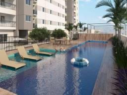 Apartamento com 2 dormitórios à venda, 61 m² por R$ 291.098,30 - Aeroviário - Goiânia/GO