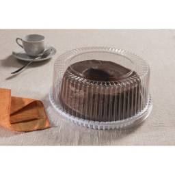 Embalagem G32MM Branco bolo ou Mini Torta - 20und - Galvanotek