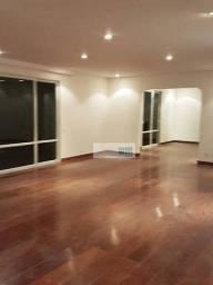 Apartamento com 4 dormitórios para alugar, 335 m² por R$ 14.000,00/mês - Chácara Flora - S