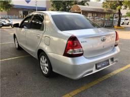 Título do anúncio:  Etios  sedan Automàtico