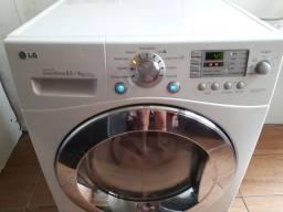 Lava e seca LG inverter 8 quilos e meio voltagem 110