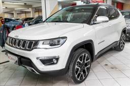 Título do anúncio: Jeep Compass 2.0 16v Limited 4x4
