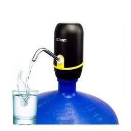 Bomba Galão para Garrafão de Água Plástico Elétrica