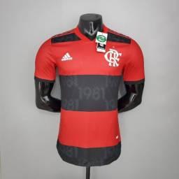 Camisa I Flamengo 21-22 Versão Jogador