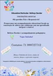 Aulas Particulares/ Educação Focada