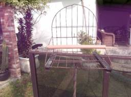gaiola de papagaio 80 reais entrego
