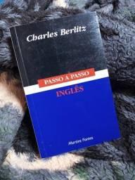 Título do anúncio: Vende-se livro de idiomas - 15,00 reais cada.