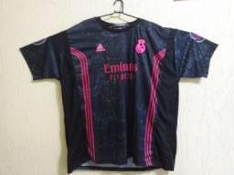 Camisa Real Madri Extra G3