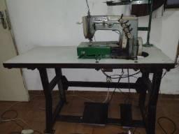 Vendo uma máquina de costura industrial colarete kansay special funcionando perfeitamente