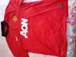 Camisa Manchester United Oficial temporada 13/14