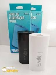 Power Bank Carregador Portátil Inova 5000mah Pow1013
